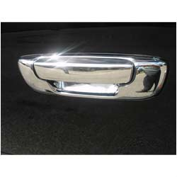 2008 FORD SUPERDUTY TFP Chrome Tailgate Cover