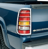 02-CY Chevy TRAILBLAZER Tail Covers