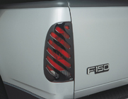 01-06 GMC DENALI Tail Cover